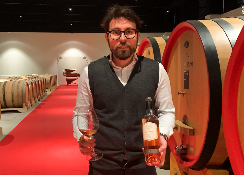 "Our Negroamaro Rosato ""Amarosè"" explained by our Brand Ambassador"