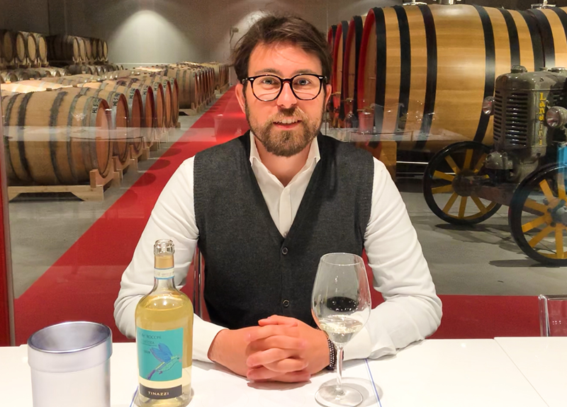 Custoza Ca' De' Rocchi explained by our Brand Ambassador