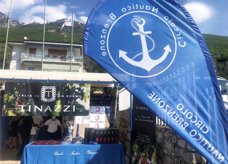 Prosegue la partnership con il Circolo Nautico Brenzone
